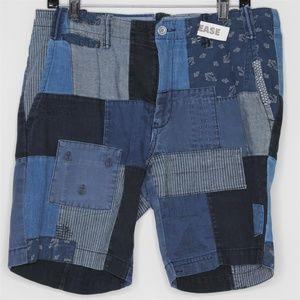 Polo Ralph Lauren Patchwork Talon Shorts A490